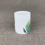 Pom Pom Mini Espresso Mug Set - green